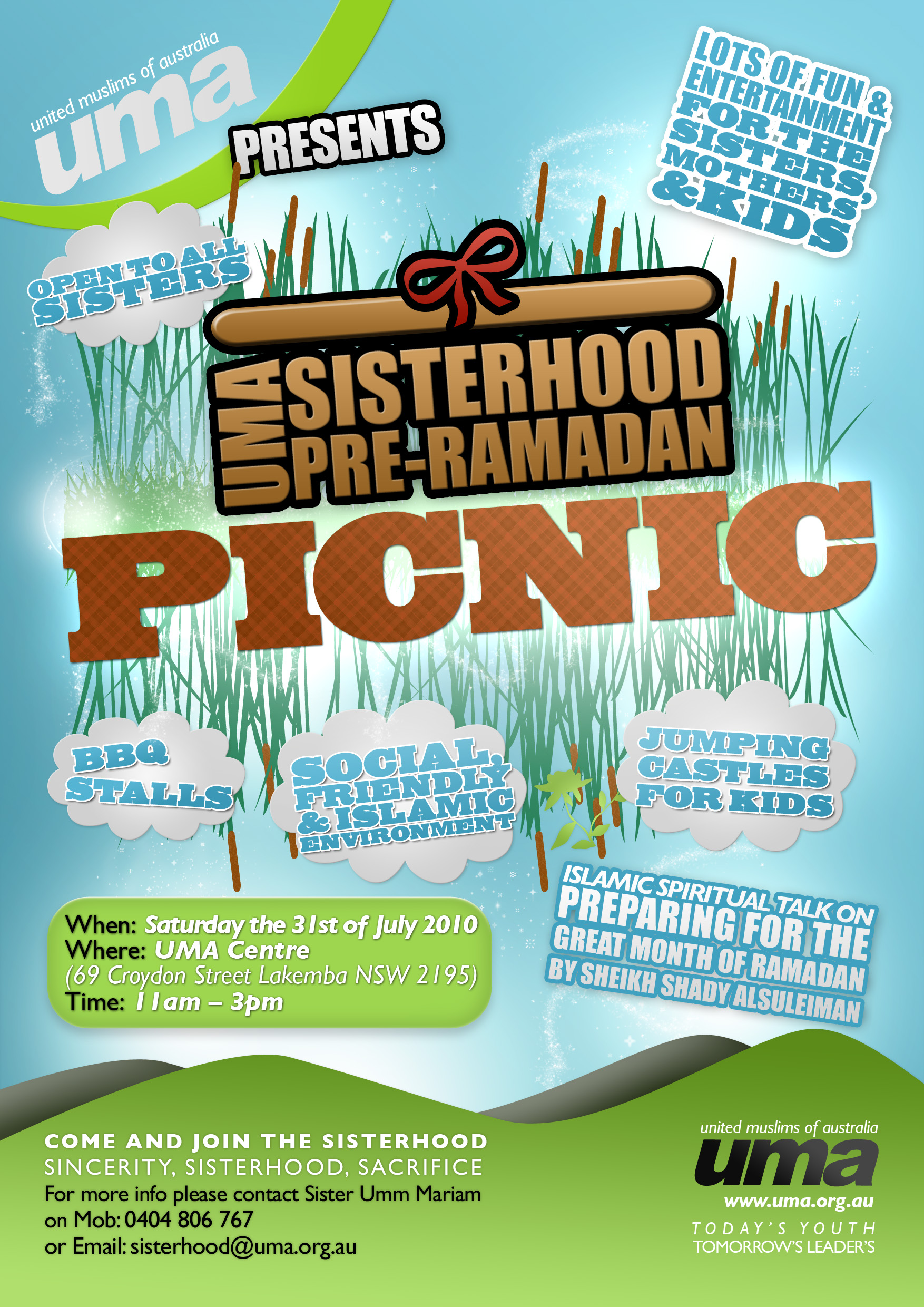Sisterhood Picnic