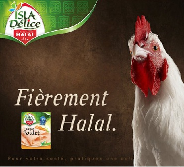 Fierement Halal - 'Proud to be Halal'