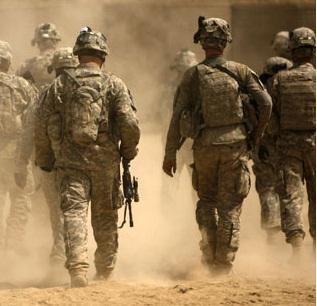 Afghanistan - U.S  soldiers