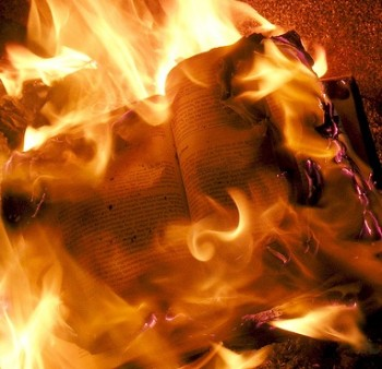 http://muslimvillage.com/wp-content/uploads/2010/09/Bible-burnt-by-Orthodox-Jews-in-Israel.jpg