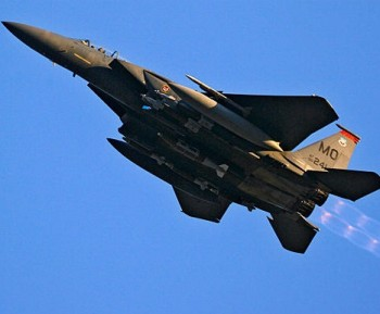 Saudi to spend $60Billion on weapons, including new F 15 fighters