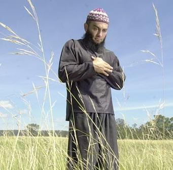 Sheikh Feiz - no stranger to controversy