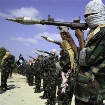 Somalian militant group al-Shabab