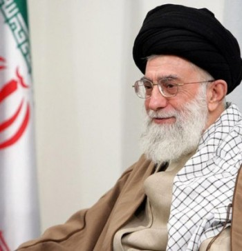 Supreme Leader of the Islamic Revolution of Iran - Seyyed Ali Khamenei