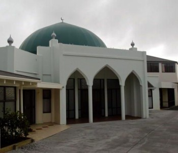 Ponsonby Mosque in NZ