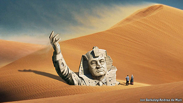 Egypt - Mubarak - The Last Pharaoh