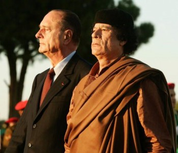 Gaddafi: the man behind the destruction of a Nation