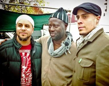 Mustafa, Khadim and Usama