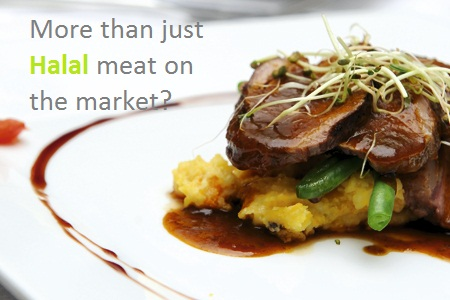Halal is becoming an ecosystem of products, from halal meat to cosmetics, clothing and even automobiles