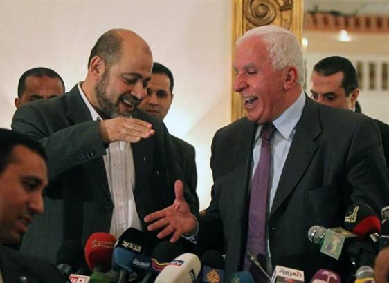 Palestine - Hamas-Fatah to form unity government