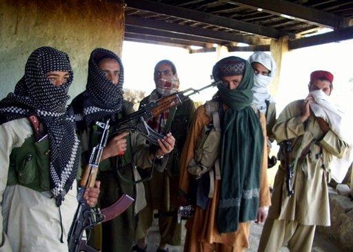 Al-Qaeda-Taliban-Militants