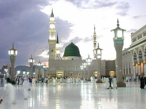 The Prophet's Mosque, Medina