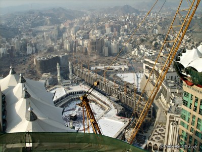 Mecca construction