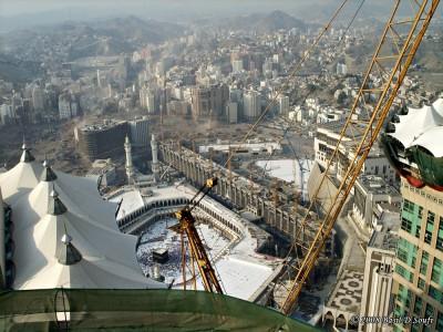 Mecca construction