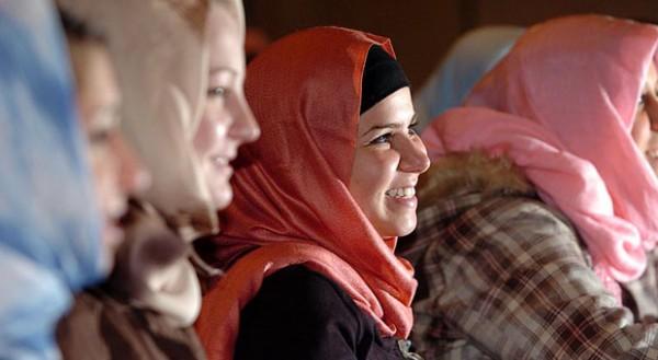 Muslim convert sisters