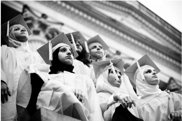 Muslim University students