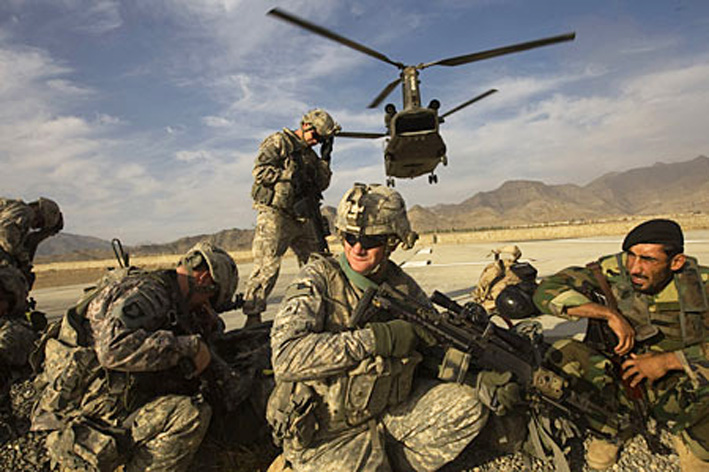 US Army in Afpak