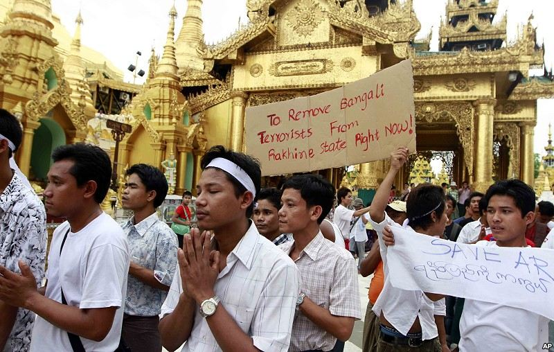 Muslim-Buddhist Clash in Burma Kills 7