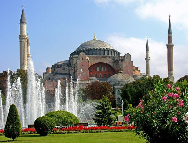 Hagia Sophia, Turkey