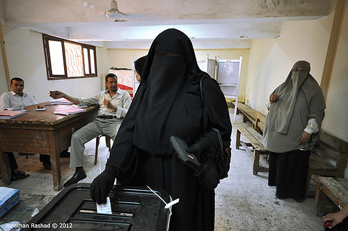 Second round of voting, Egypt