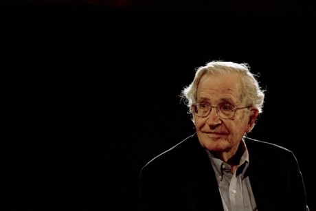 Noam Chomsky on the Shredding of our fundamental rights and the common good