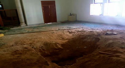 Shaykh Ahmad Zarruq's grave in Libya desecrated