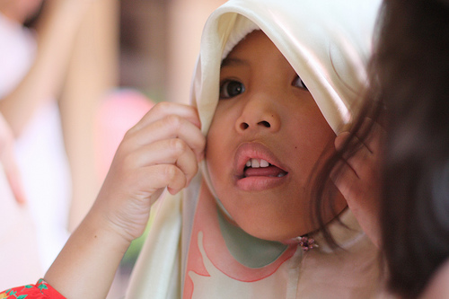 little-girl by afzalimram / Creative Commons