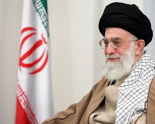 Iran's Grand_Ayatollah_Ali_Khamenei,