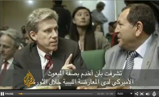 US envoy dies in Benghazi consulate attack