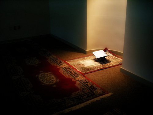 Under the shade of the Quran by Zaid Al Balushi
