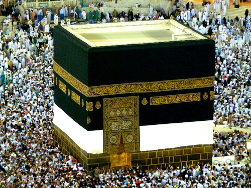 Kaaba by Tab59 / Creative Commons