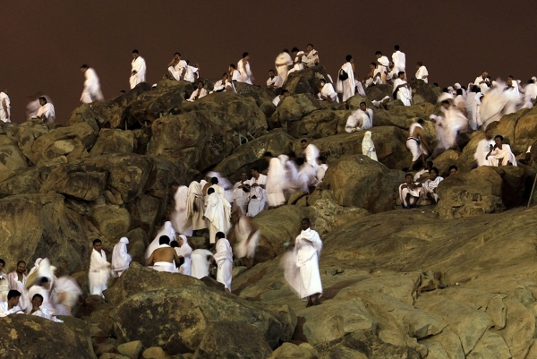 The inner meanings and power of hajj for Mercy mount