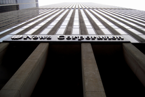 News Corp Fox News Ministry of Truth? by Edgar Zuniga Jr. / Creative Commons
