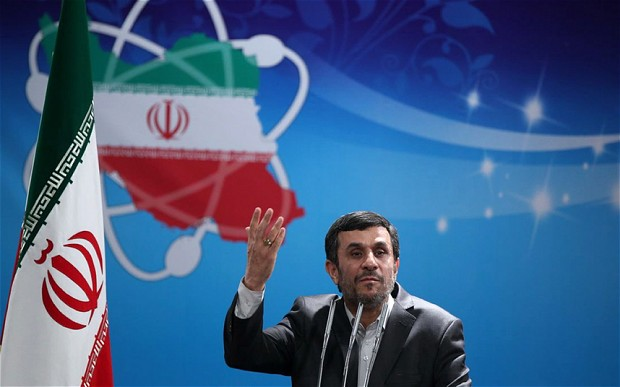 Study Iran Could Produce Enough Uranium for Bomb in 2 Months