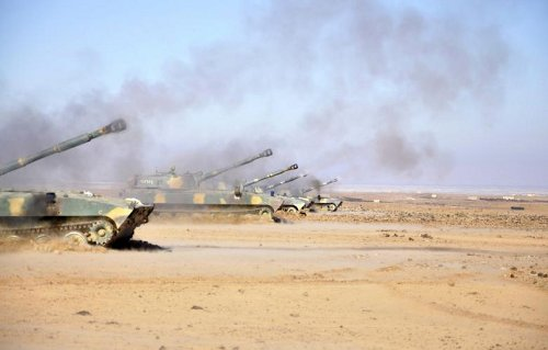 Syria_Army_pic_1 / Image source: english.al-akhbar.com