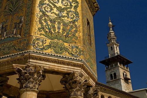 Umayyed Mosque by james_gordon_losangeles / Creative Commons