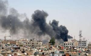 Damascus blast / Image source: thefaultlines.com