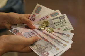 Egyptian pounds by emiemihuimei / Creative Commons