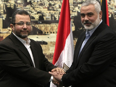 Haniyeh and Kandil / Source: RT.com