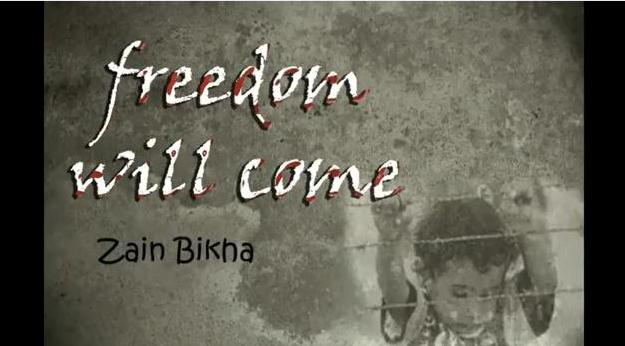 NO MUSIC- Freedom will come Palestine- Zain Bhikha