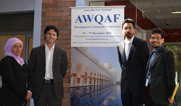 ANZ AWQAF 2012 photo 2