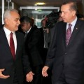 Iraq Vice President and Turkish PM / Source: thenational.ae