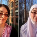 Hijab for a day Non-Muslim women who try the headscarf