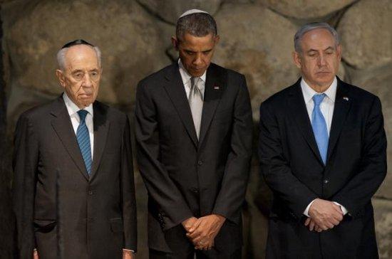 Obama Israel / Source: www.nydailynews.com