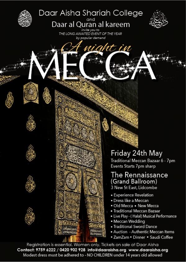 A Night in Mecca