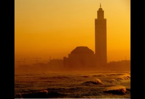 hasan-ii-mosque-sunrise / Source: kootation.com