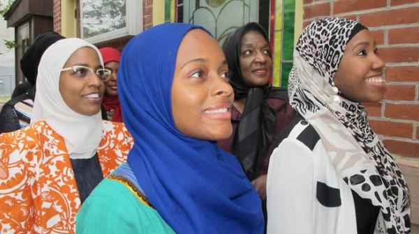 Philadelphia Fashion Show Muslim