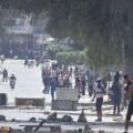 Radical Islamist Killed in Tunisia Street Protests