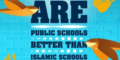 Unterschied Islam Moslem