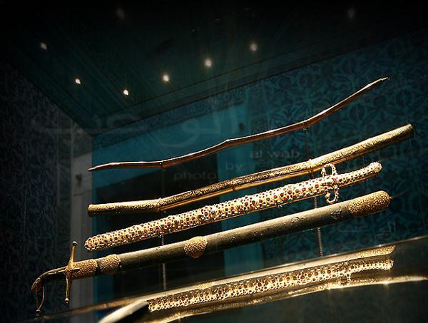 weapons of the prophet